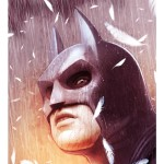 COMMISSIONS – Batman v pigeon